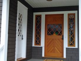 custom front-door
