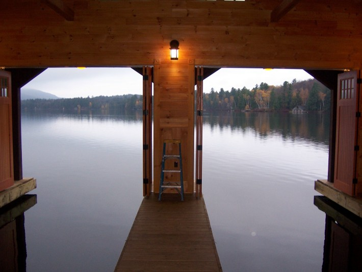Design your boathouse…